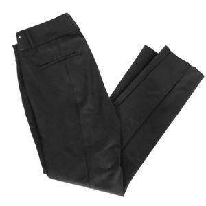 Black Loft Dress Pants, size 8